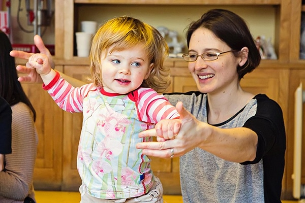 Lucy Sparkles & Friends Toddler & Pre-school Dance Classes