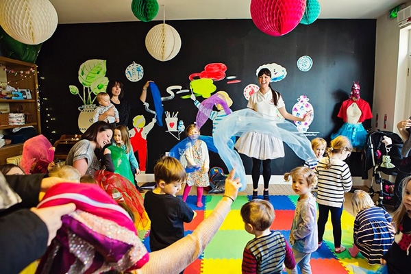 EARLY BIRD 15% OFF- Pro-Rata- Term Three Ticket- Wednesday Fairy Mixed Age Music (6 months- 5 years) 25th July- 26th September
