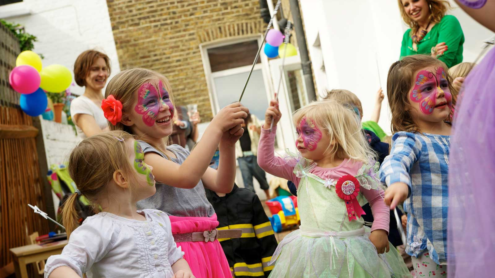 Birthday Party, Character Entertainment and hosting for children in Canberra and Queanbeyan