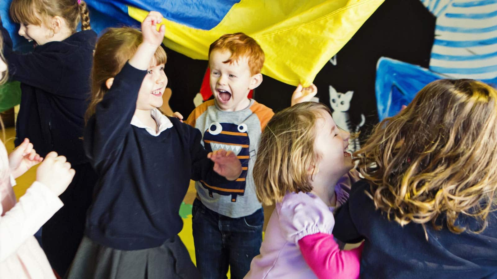 Music, Dance and Drama Classes for children in their early years in Canberra and Queanbeyan